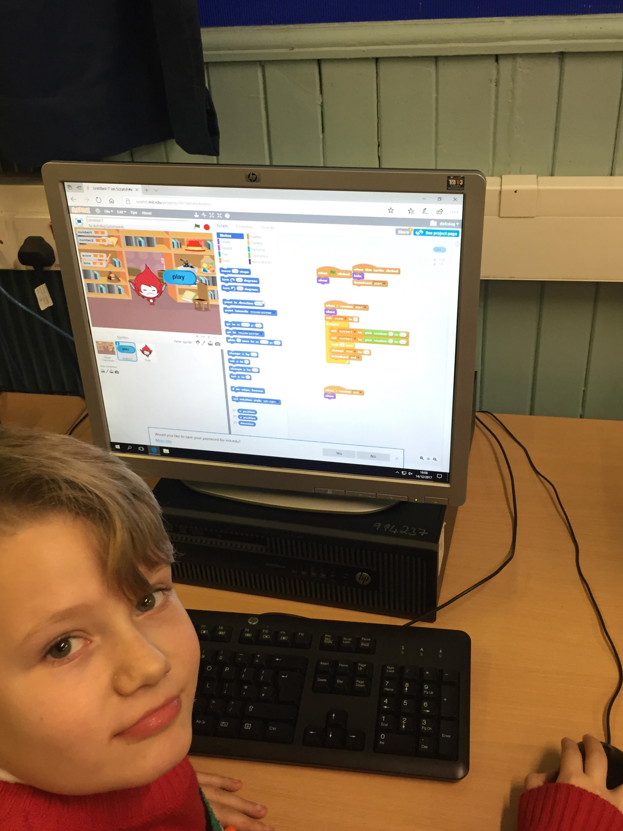 Code Club - Chatter Box